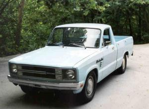 1979 Ford Courier pickup truck (source: https://lookatthecar.org/ford-courier-1979/)